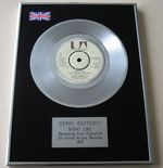 GERRY RAFFERTY - NIGHT OWL PLATINUM Single Presentation Disc